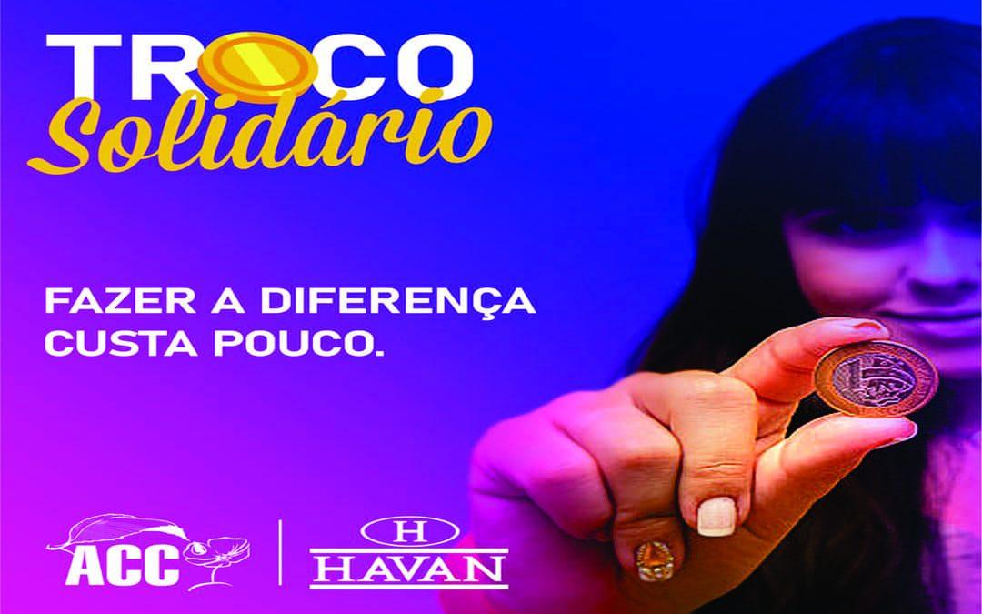 Troco Solidário Havan